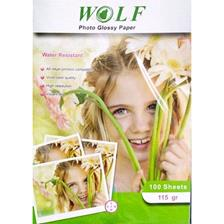 Wolf A3 Photo Glossy Paper 115g 100sh