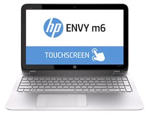 Notebook HP Envy m6-p013dx