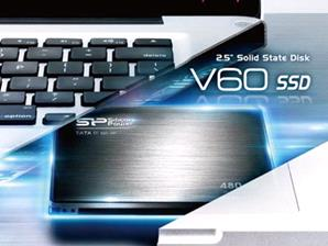 Silicon Power V60 SSD Drive