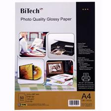 photo quality glossy paper 100sheets / A4/135g